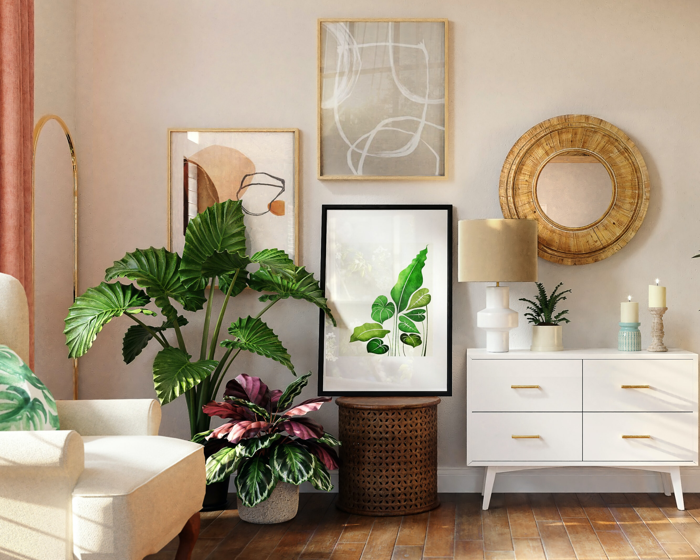 Spring Decor Ideas: Simple Tweaks for a Fresh Look